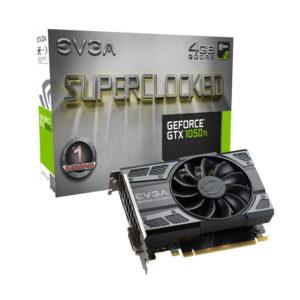 EVGA 1050Ti SC 4G