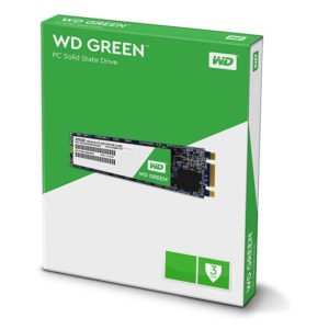 WD Green SSD 120 Go