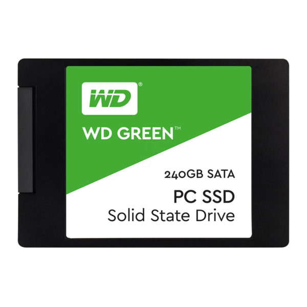 WD Green SSD 240 Go