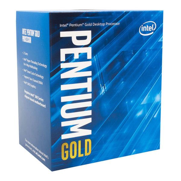 INTEL Pentium Gold