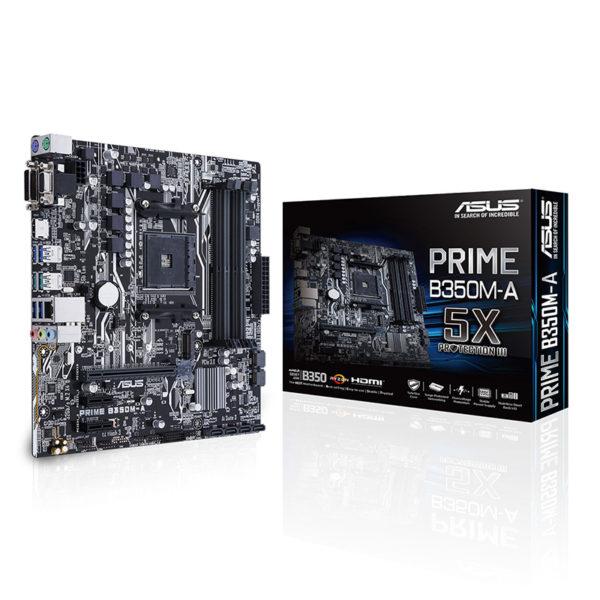 ASUS PRIME B350M